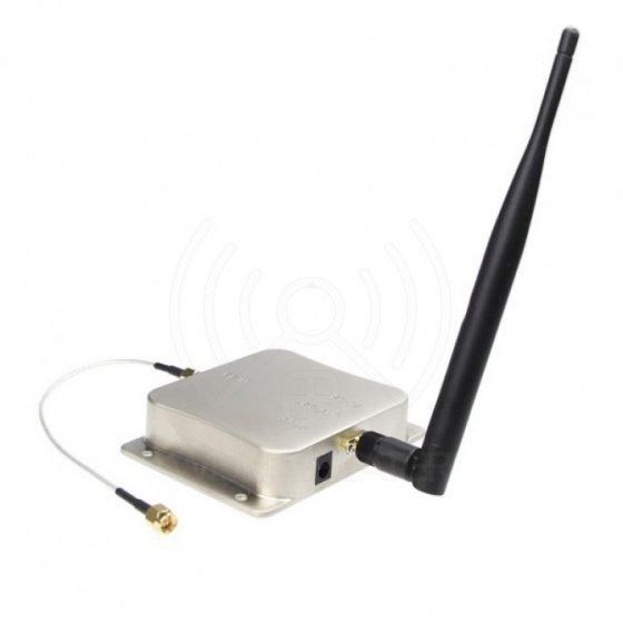 5Watt Broadband Wireless Wlan Booster 2.4GHz