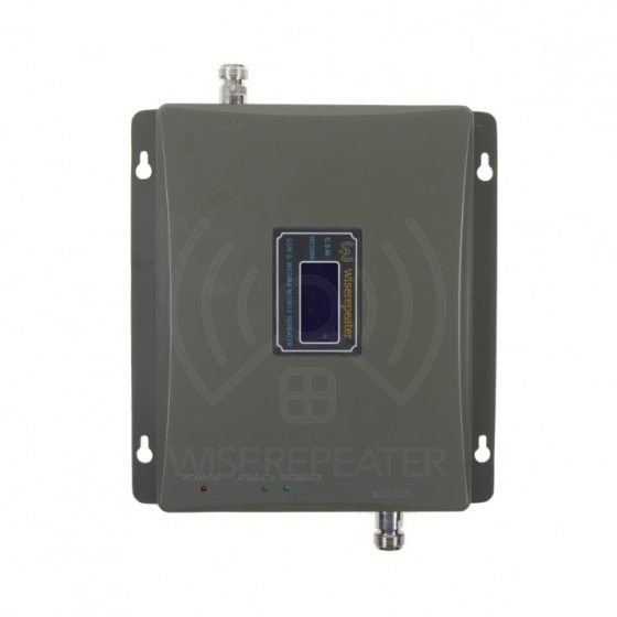 Mini Power dual band GSM 3G Booster with LCD Display