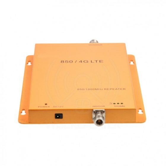 Pro 4G GSM850/1800MHz Repeater