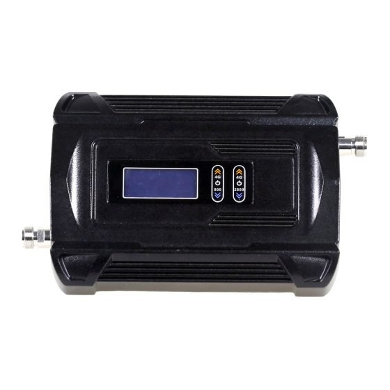 Pro 4G FDD LTE Band 7 800/2600MHz Repeater